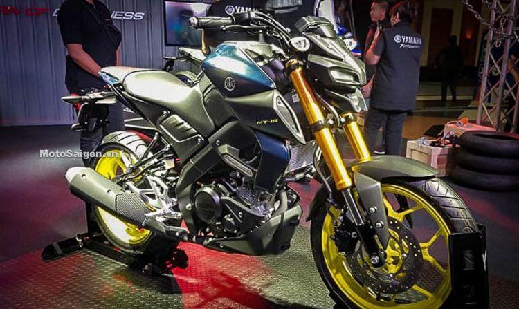 Yamaha MT-15 2019 (TFX150)