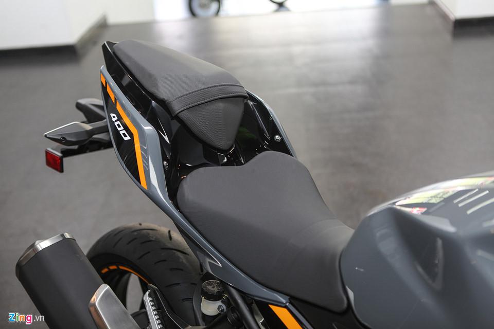 Kawasaki Ninja 400 ABS - doi thu cua Yamaha R3 gia tu 153 trieu o VN hinh anh 9