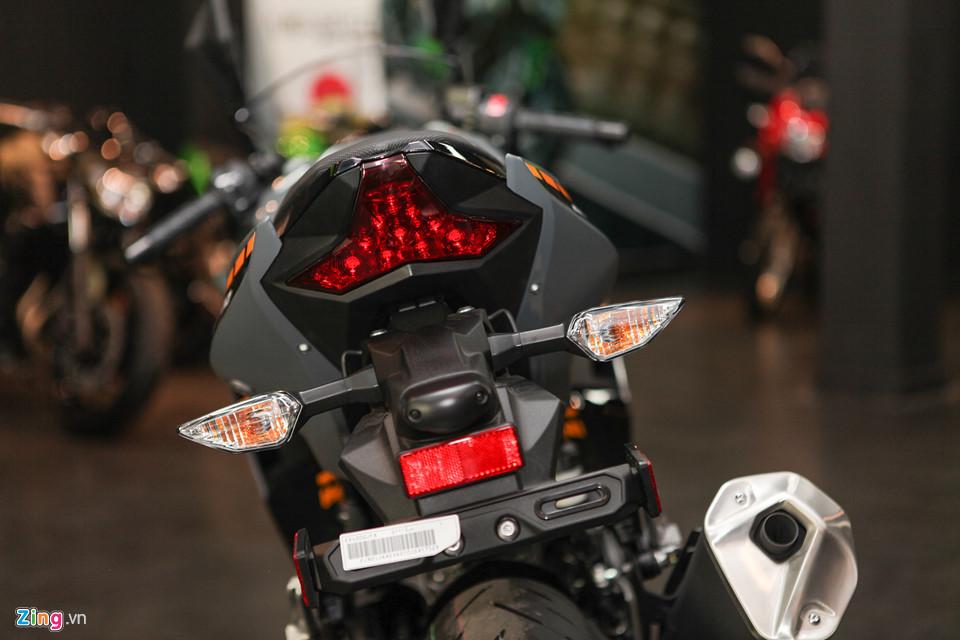 Kawasaki Ninja 400 ABS - doi thu cua Yamaha R3 gia tu 153 trieu o VN hinh anh 10