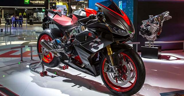 Aprilia RS660 Concept du kien len day chuyen san xuat tai Thai Lan