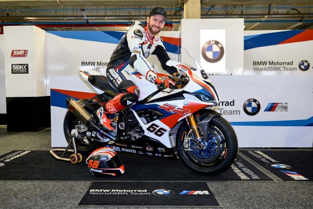 BMW Motorrad chinh thuc ra mat doi dua WSBK 2019 - 3
