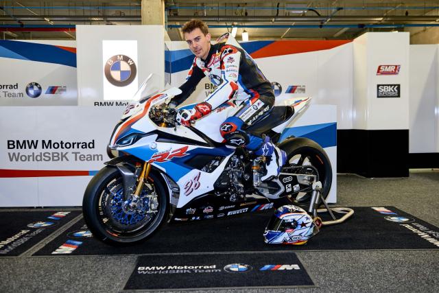 BMW Motorrad chinh thuc ra mat doi dua WSBK 2019 - 4