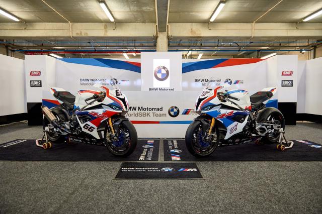 BMW Motorrad chinh thuc ra mat doi dua WSBK 2019 - 5