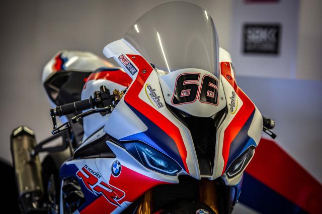 BMW Motorrad chinh thuc ra mat doi dua WSBK 2019 - 6