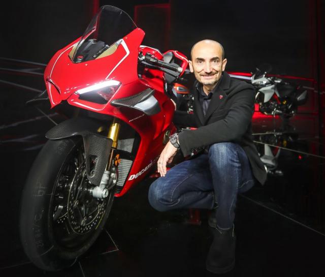Doanh so Ducati 2018 dan dau phan khuc superbike voi hon 26 thi phan