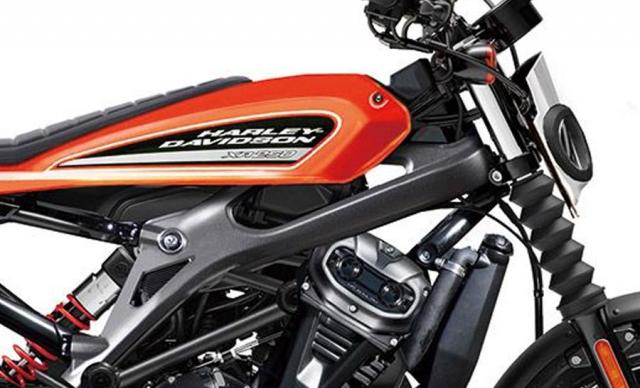HarleyDavidson XR250 co the se la mo hinh moi nho nhat phan khuc cua Harley Davidson - 3