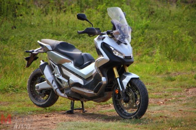 Honda bat dau du an moto 3 banh XADV de thach thuc voi Yamaha Niken - 4