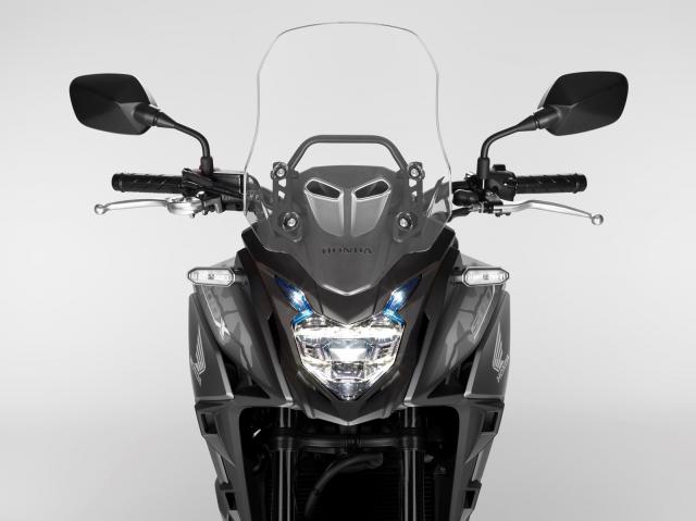 Honda CB400X 2019 hoan toan moi chinh thuc ra mat tai thi truong Nhat Ban - 4