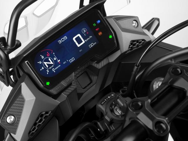 Honda CB400X 2019 hoan toan moi chinh thuc ra mat tai thi truong Nhat Ban - 5