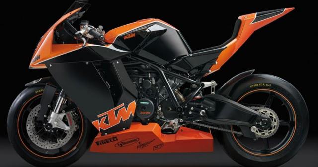 KTM hop tac voi Bajaj phat trien dong xe 2 xilanh 500cc de thach thuc cac doi thu Nhat Ban