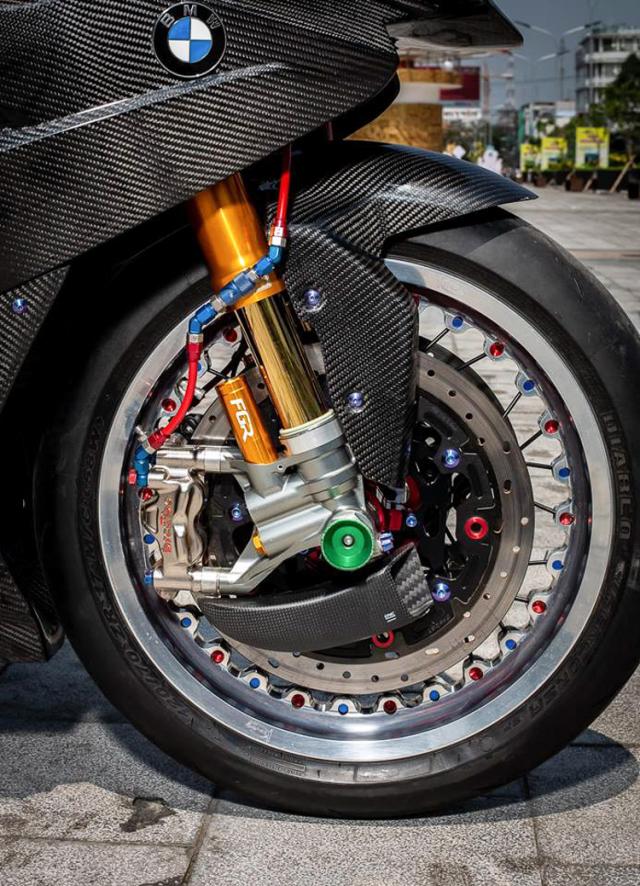 BMW S1000RR do banh cam doc nhat vo nhi cua Biker Can Tho - 11
