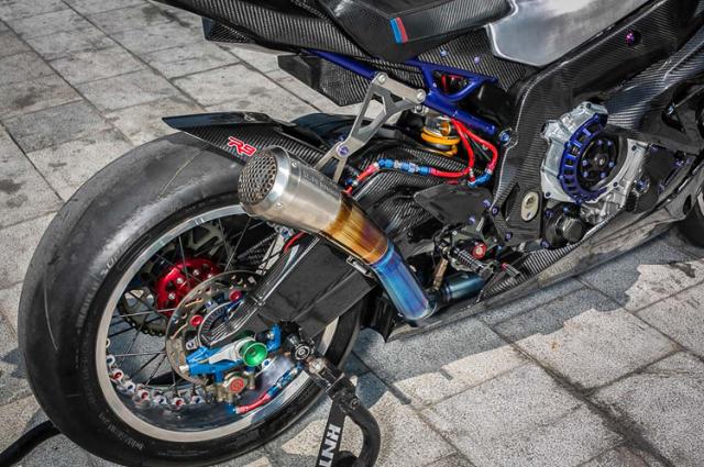 BMW S1000RR do banh cam doc nhat vo nhi cua Biker Can Tho - 19