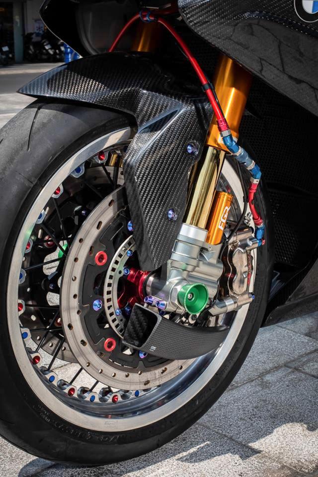 BMW S1000RR do banh cam doc nhat vo nhi cua Biker Can Tho - 20