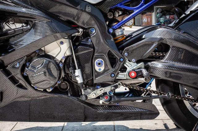 BMW S1000RR do banh cam doc nhat vo nhi cua Biker Can Tho - 21