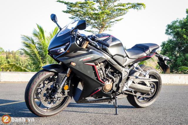 Can canh CBR650R CBR500R va CB500X 2019 tai ngay hoi Honda Biker Day - 5