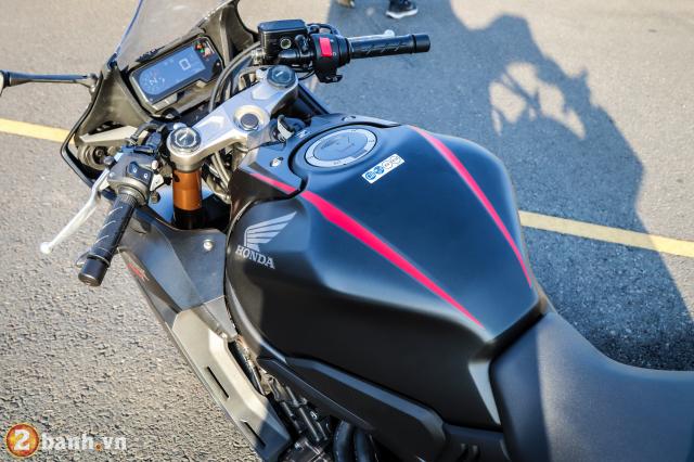 Can canh CBR650R CBR500R va CB500X 2019 tai ngay hoi Honda Biker Day - 7