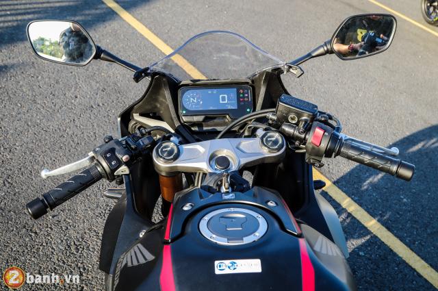 Can canh CBR650R CBR500R va CB500X 2019 tai ngay hoi Honda Biker Day - 8