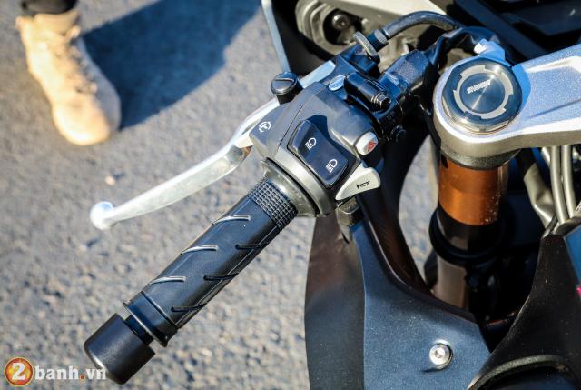 Can canh CBR650R CBR500R va CB500X 2019 tai ngay hoi Honda Biker Day - 11