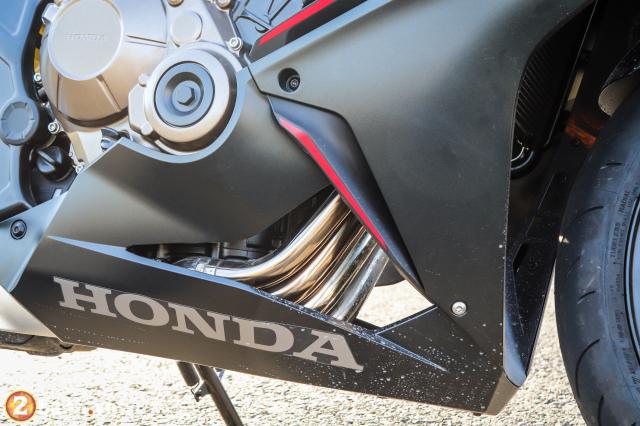 Can canh CBR650R CBR500R va CB500X 2019 tai ngay hoi Honda Biker Day - 14