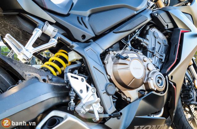 Can canh CBR650R CBR500R va CB500X 2019 tai ngay hoi Honda Biker Day - 18