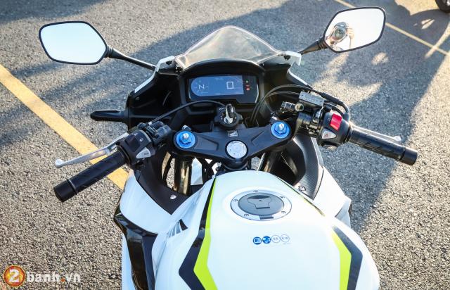 Can canh CBR650R CBR500R va CB500X 2019 tai ngay hoi Honda Biker Day - 23