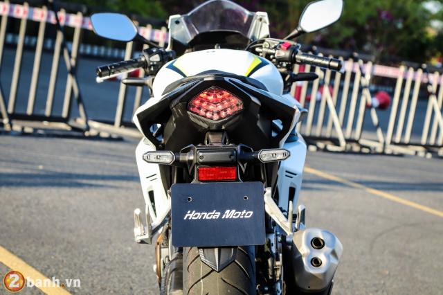 Can canh CBR650R CBR500R va CB500X 2019 tai ngay hoi Honda Biker Day - 29