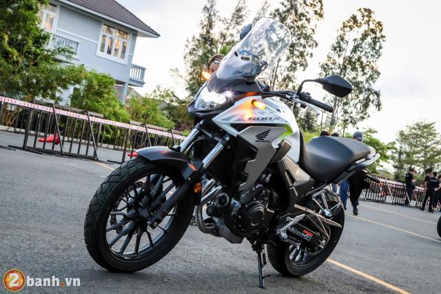 Can canh CBR650R CBR500R va CB500X 2019 tai ngay hoi Honda Biker Day - 36