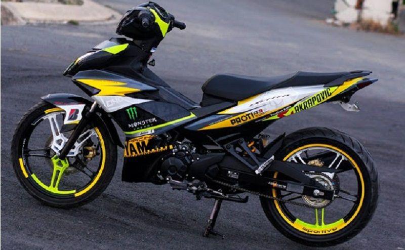 Hướng dẫn cách sơn xe máy bằng bình xịt mới nhất 2020