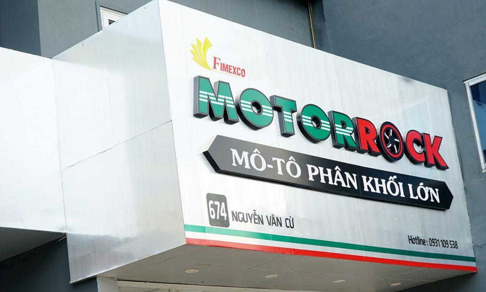 Showroom moto Hà Nội mới nhất 2020
