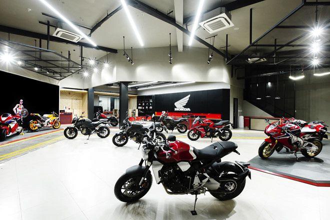 Top những mẫu xe moto phân khối lớn mới nhất 2020