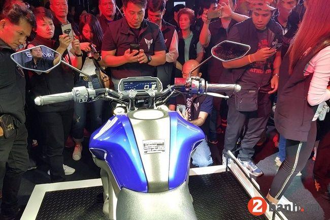 Yamaha MT-15 2019   Giá xe MT 15   Giá xe MT-15 mới nhất hôm nay 2019 tại Việt Nam