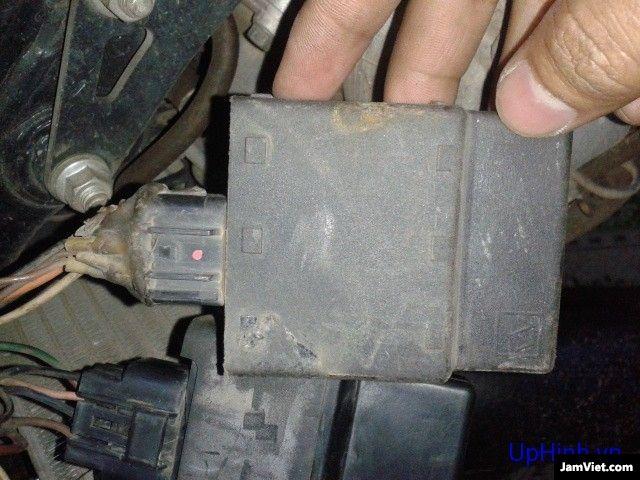 IC không hãm tua là gì? tìm hiểu về IC moto?