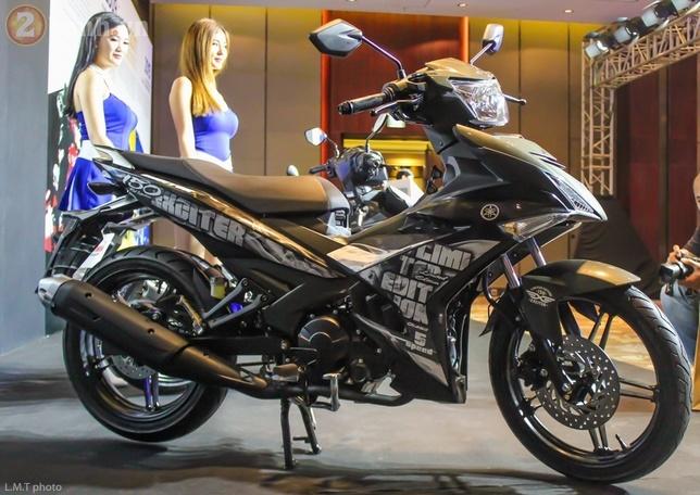 TOP 5 xe Yamaha rẻ nhất, đáng mua nhất hè 2018