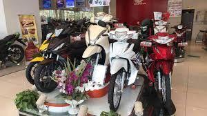 Các Mẫu Xe Honda