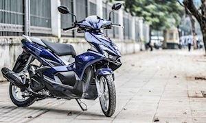 Honda Air Blade 2019 sẽ có động cơ 150cc?