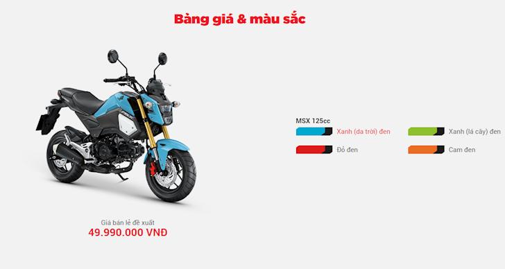 Nhung-mau-xe-may-Honda-dang-ban-tai-Viet-Nam