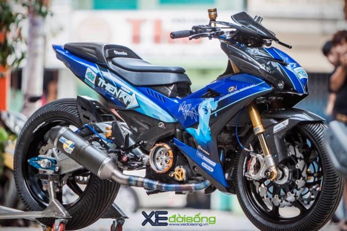 TOP 5 chiếc Yamaha Exciter độ phá cách trong tháng 8/2017 ảnh 3