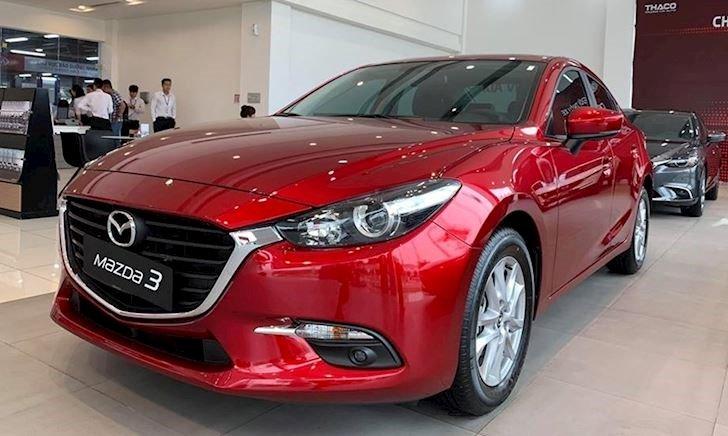 Kết quả hình ảnh cho Mazda 3