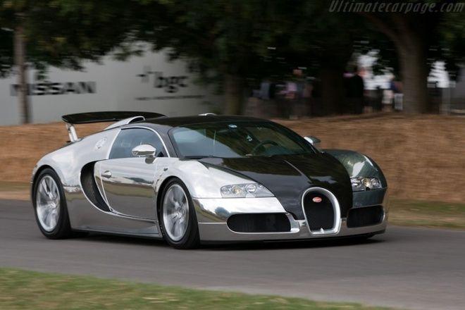 Tổng hợp các loại xe hiếm nhất trên thế giới