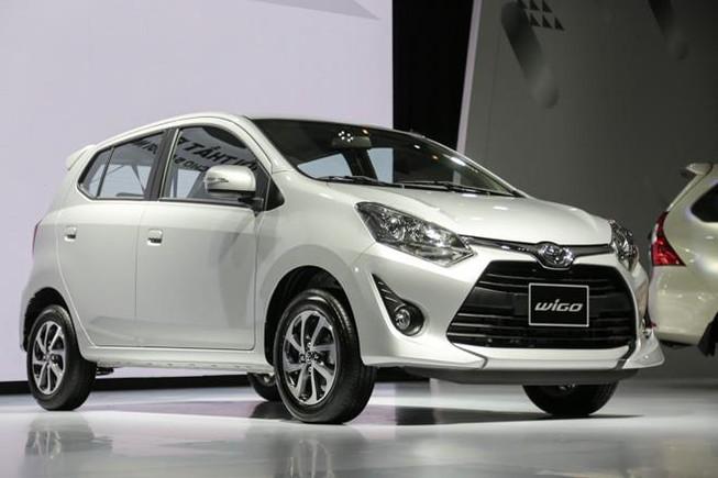 Kết quả hình ảnh cho Toyota Wigo