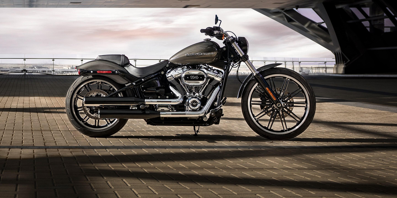 Harley-Davidson được mệnh danh là huyền thoại của dòng moto