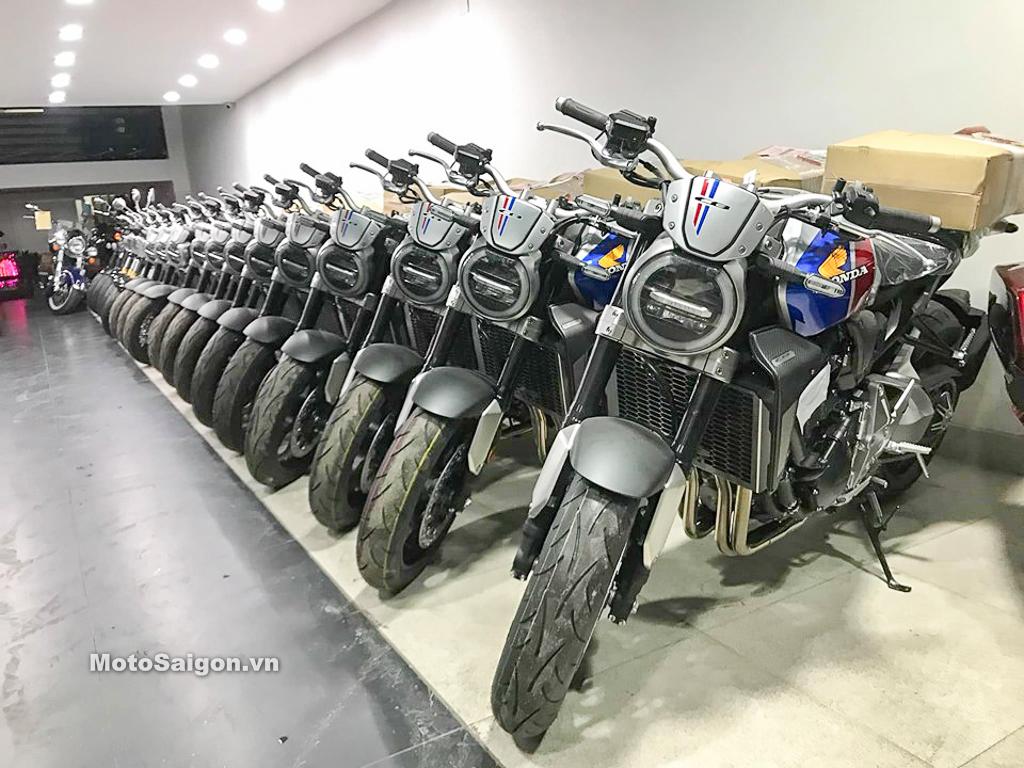 Honda CB1000R Limited Edition 2019 bản giới hạn về VN số lượng lớn - Ảnh: Motor Sport VN