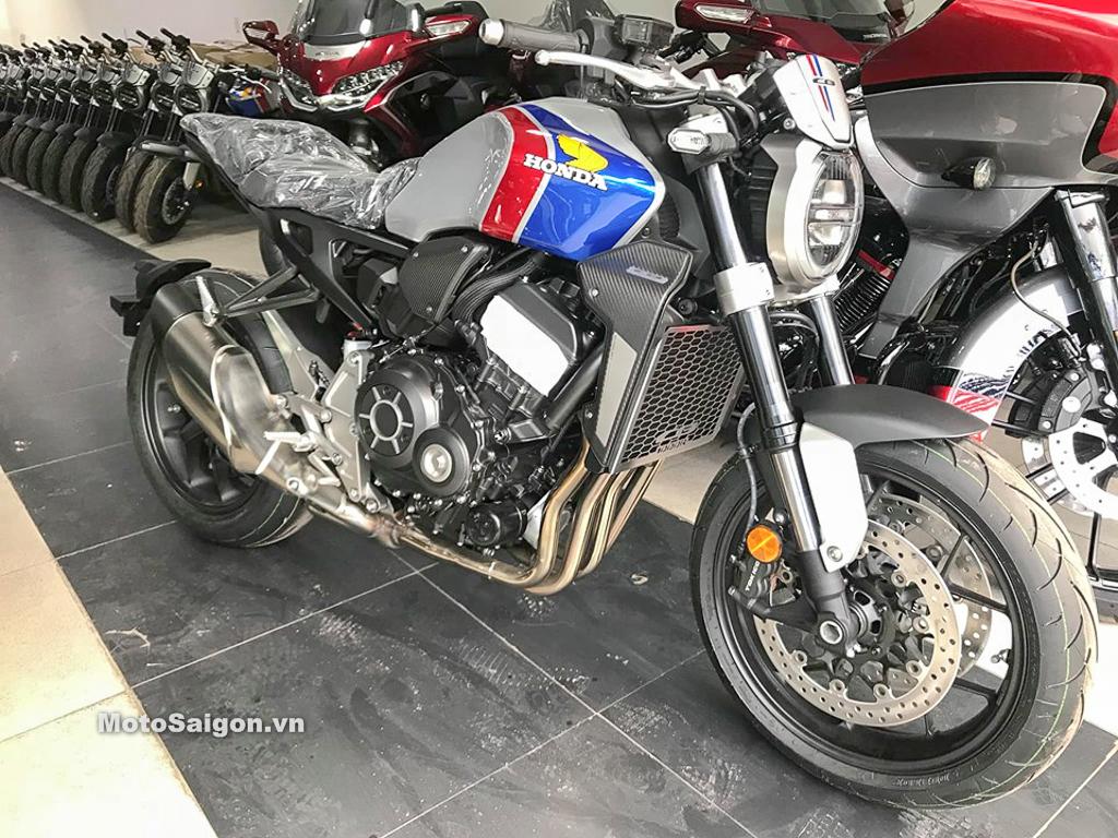 Honda CB1000R Limited Edition 2019 bản giới hạn về VN số lượng lớn