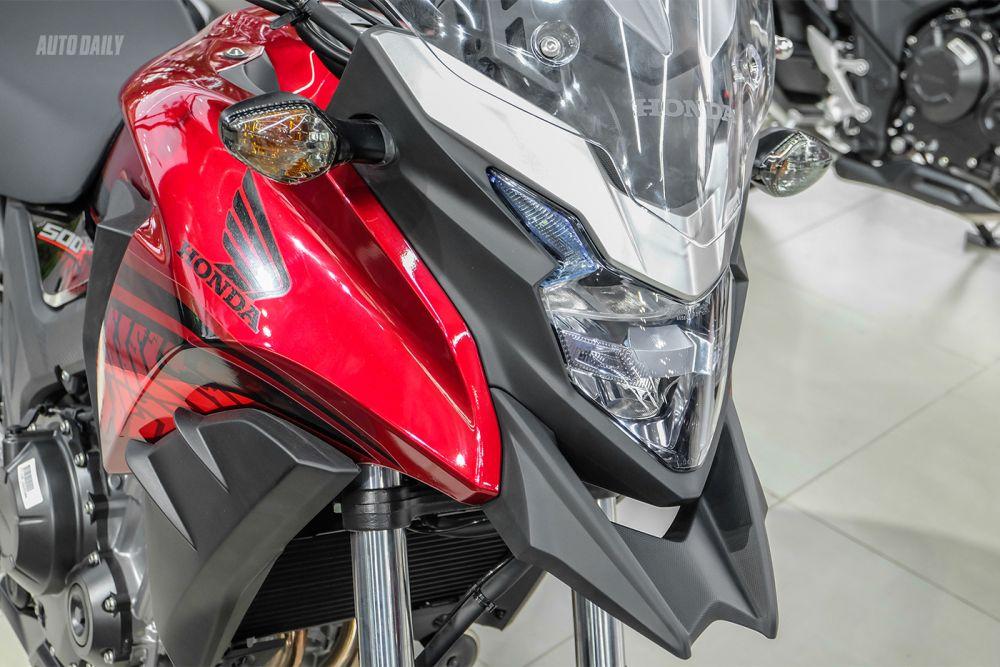 đánh giá Honda CB500X 2019