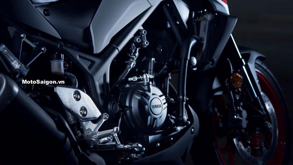 đánh giá Yamaha MT-03 ABS
