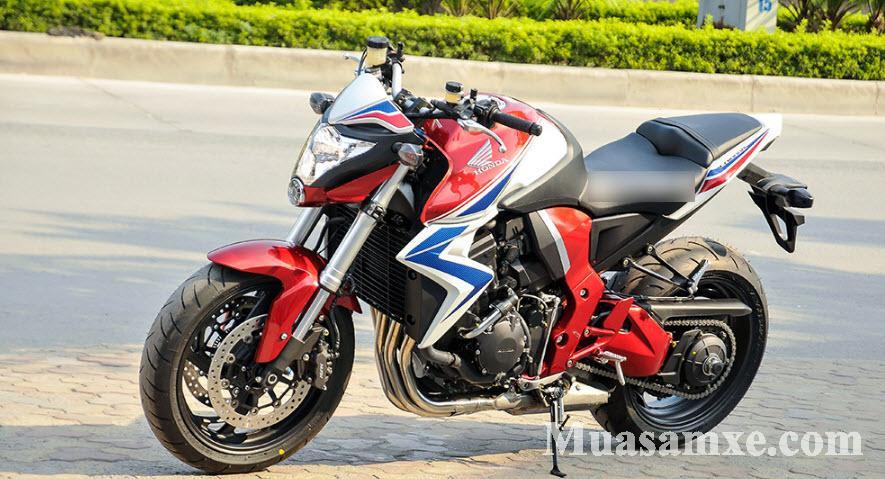 Honda CB1000R 2018 có gì mới? Giá xe Honda CB1000R mới nhất bao nhiêu? 1