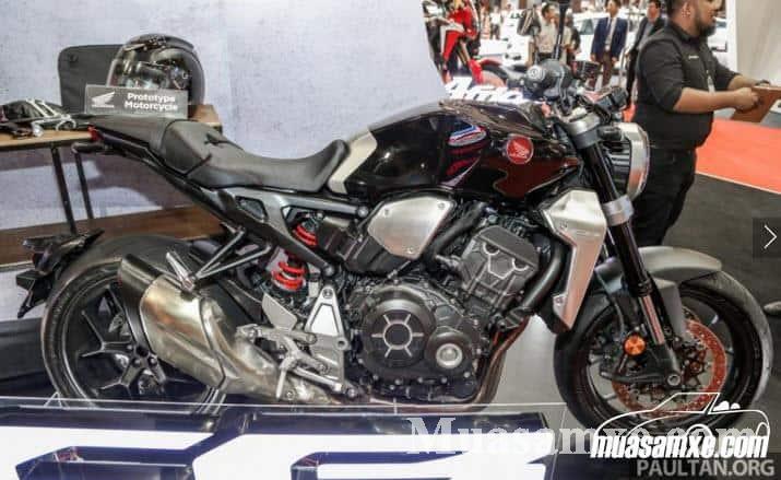 Đánh giá ưu nhược điểm Honda CB1000R 2019 thế hệ mới 1