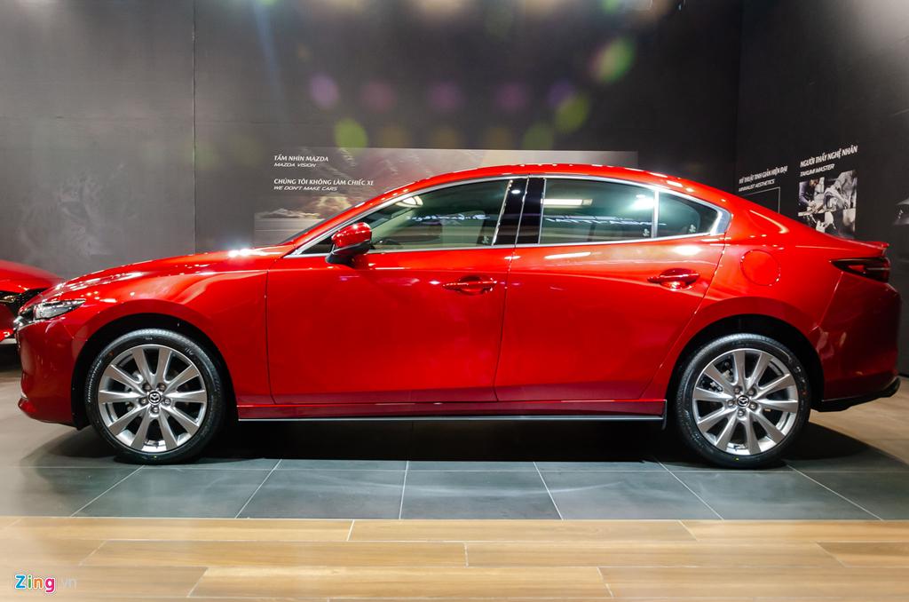 Mazda3 2020 về Việt Nam có phanh chủ động giống CX-8 | DailyXe