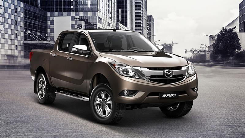 Thông số kỹ thuật và trang bị xe Mazda BT-50 2018-2019 tại Việt Nam