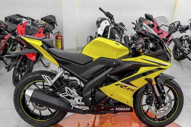 Đánh giá xe Yamaha R15 2019 về thiết kế vận hành và giá bán mới nhất